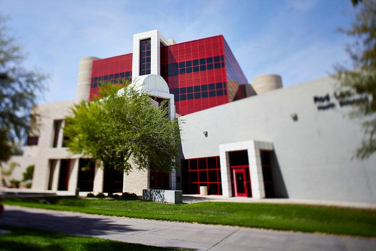 Campus Donor Building