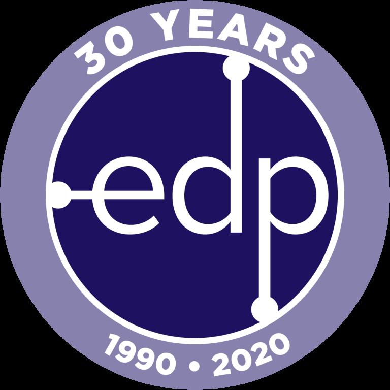 EDP 30 years, 1990 - 2020