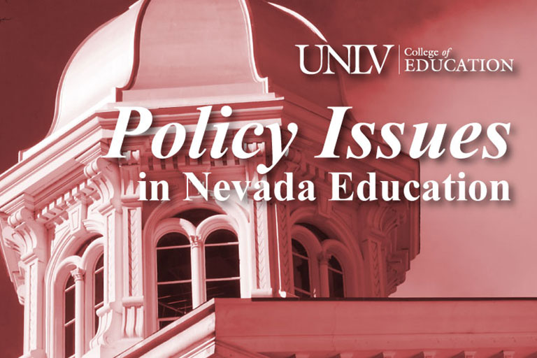 Policy Issues in Nevada Education journal cover