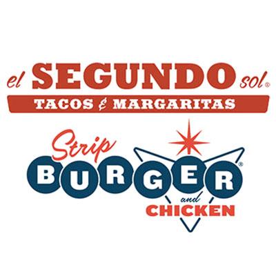 El Segundo Sol & Stripburger logos