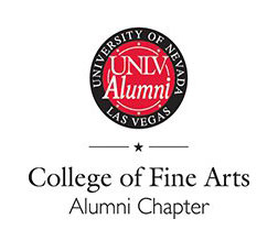 College of Fine Arts Alumni Chapter Logo