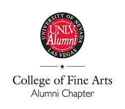 College of Fine Arts Alumni Chapter Logo
