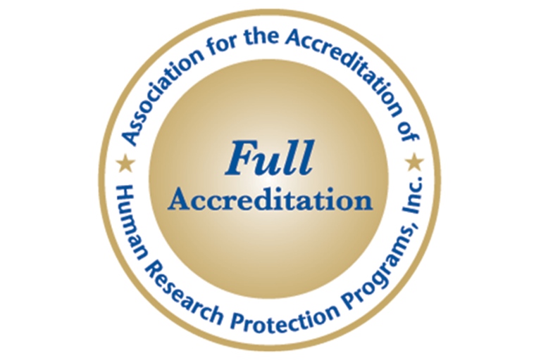 Full Accreditation Seal