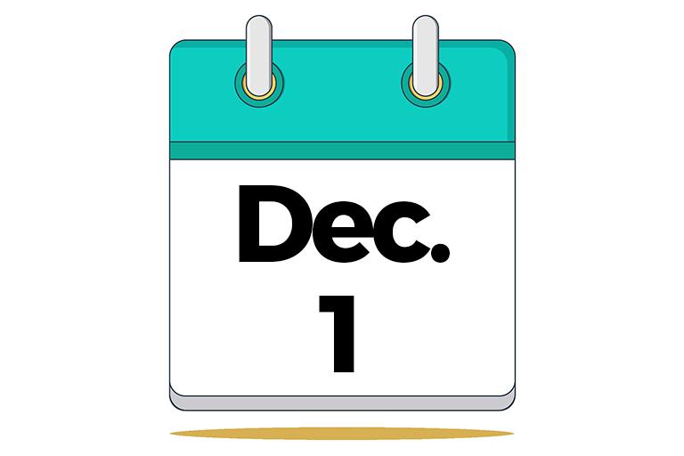 Dec 1