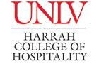Harrah College of Hospitality signature