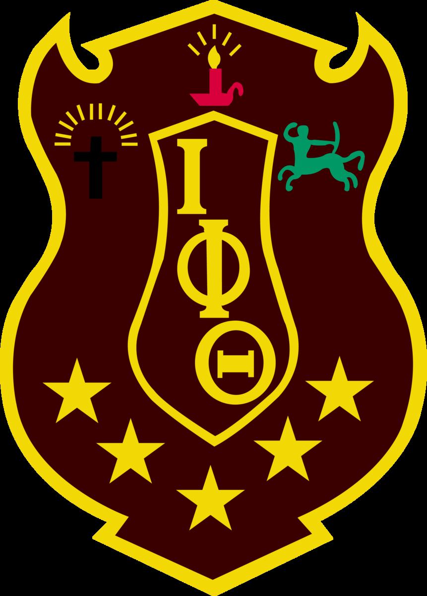 Iota Phi Theta Crest