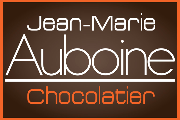 Jean-Marie Auboine Chocolatier logo