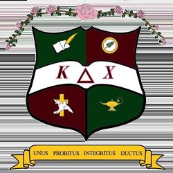 Kappa Delta Chi Crest
