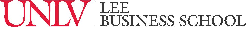 Lee Business School Signature