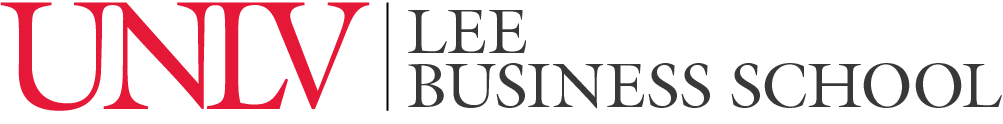 Lee Business School Unit Signature