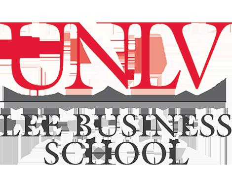 Lee Business School logo