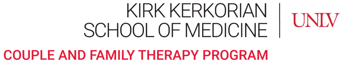 Kirk Kerkorian School of Medicine, Couple and Family Therapy Program