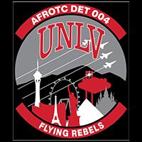 AFROTC Flying Rebels Logo