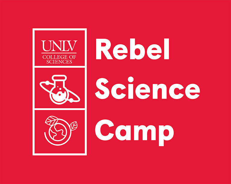 Rebel Science Camp logo