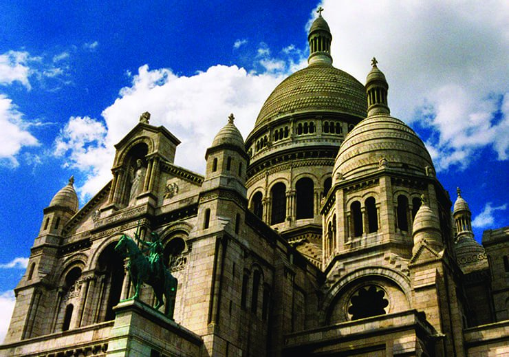 Basilique of the Sacré Cœur