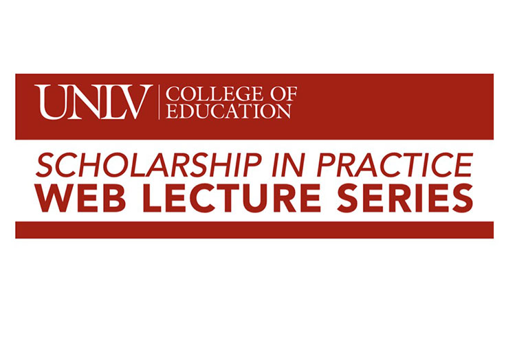 Scholarship in Practice Web Lecture Series