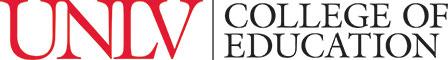 College of Education horizontal logo