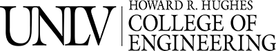 UNLV College of Engineering signature with black text on white background