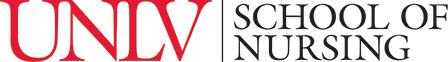 School of Nursing horizontal logo