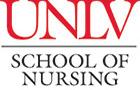 UNLV School of Nursing vertical logo