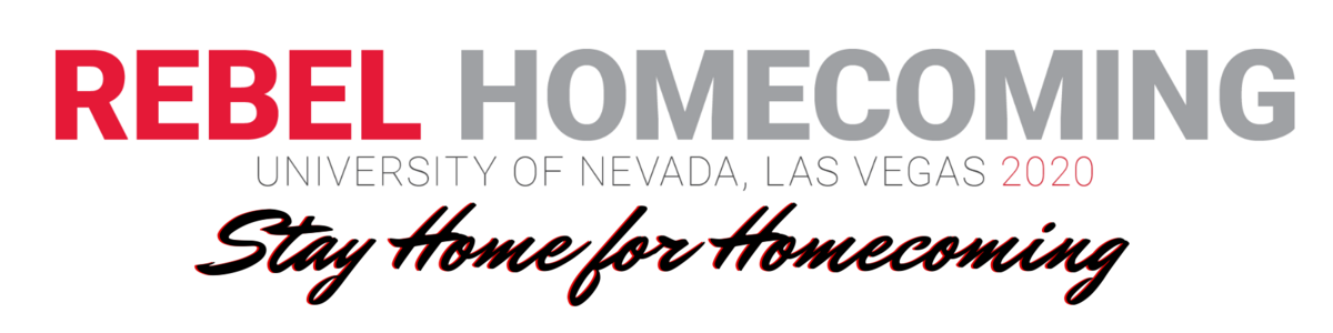 Rebel Homecoming  — Stay Home for Homecoming