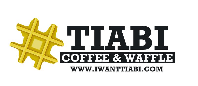 Tiabi Coffee & Waffle logo