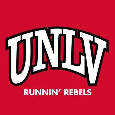 Runnin' Rebels logo
