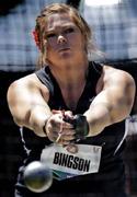 Amanda Bingson.