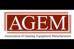 Association of Gaming Equipment Manufacturers logo