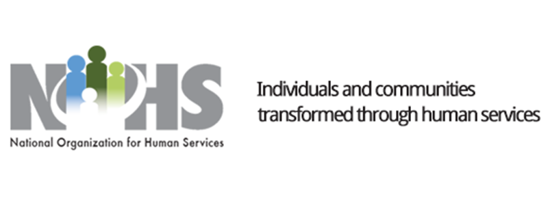 National Organization of Human Services Logo