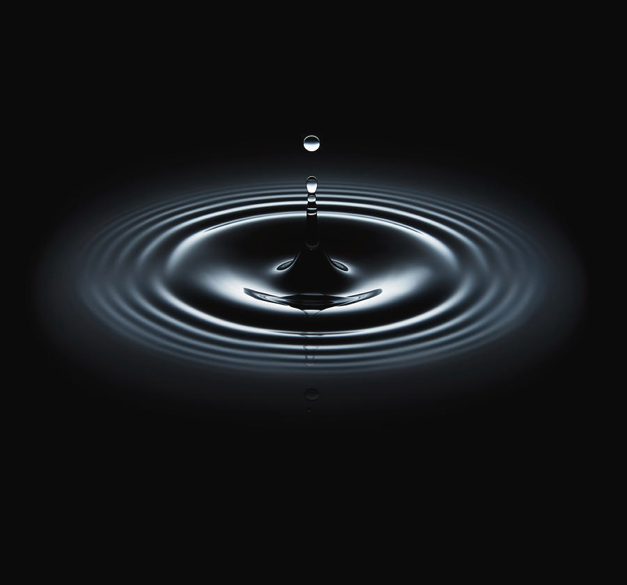 Photo of a Waterdrop