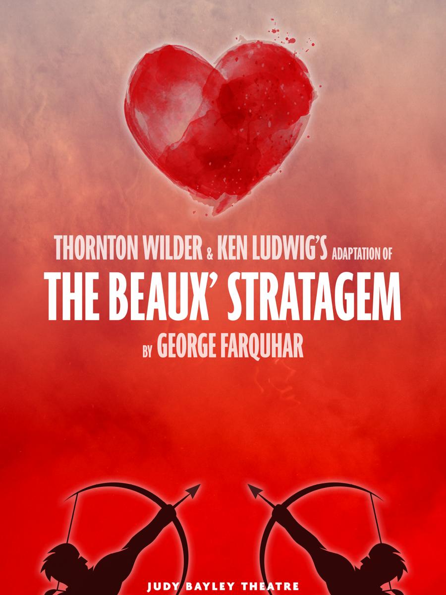 The Beaux' Stratagem poster