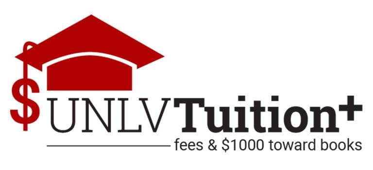 UNLV Tuition+ Logo