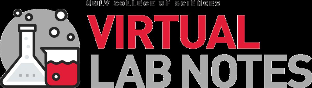 Virtual Lab Notes Logo