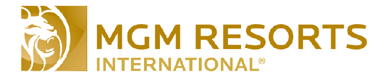 M.G.M. Resorts Logo