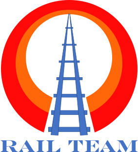 RailTEAM Logo