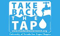 Take Back the Tap Logo