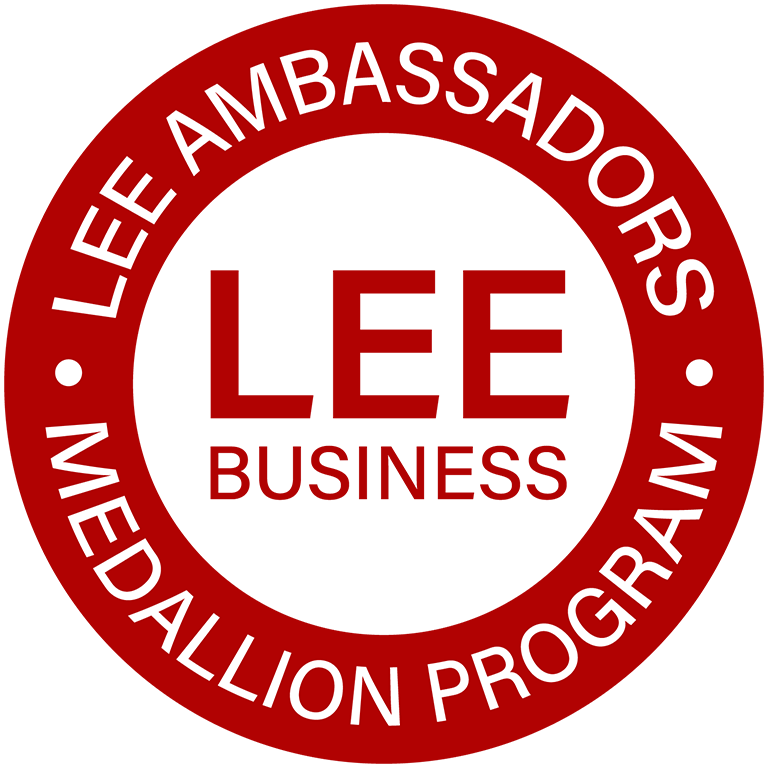 Lee Ambassadors and Medallion Program logo