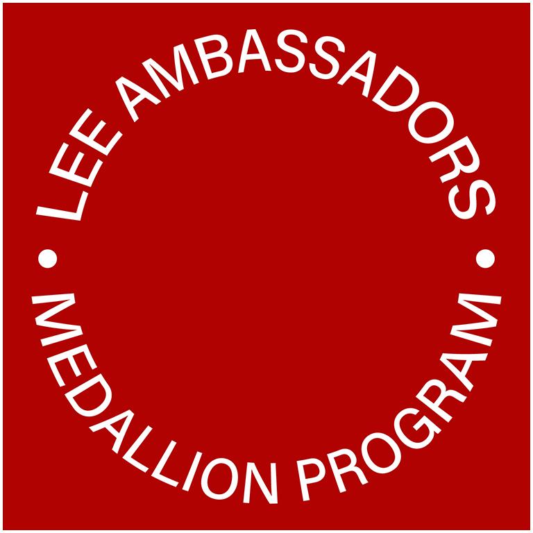 Lee Ambassadors and Medallion Program logo