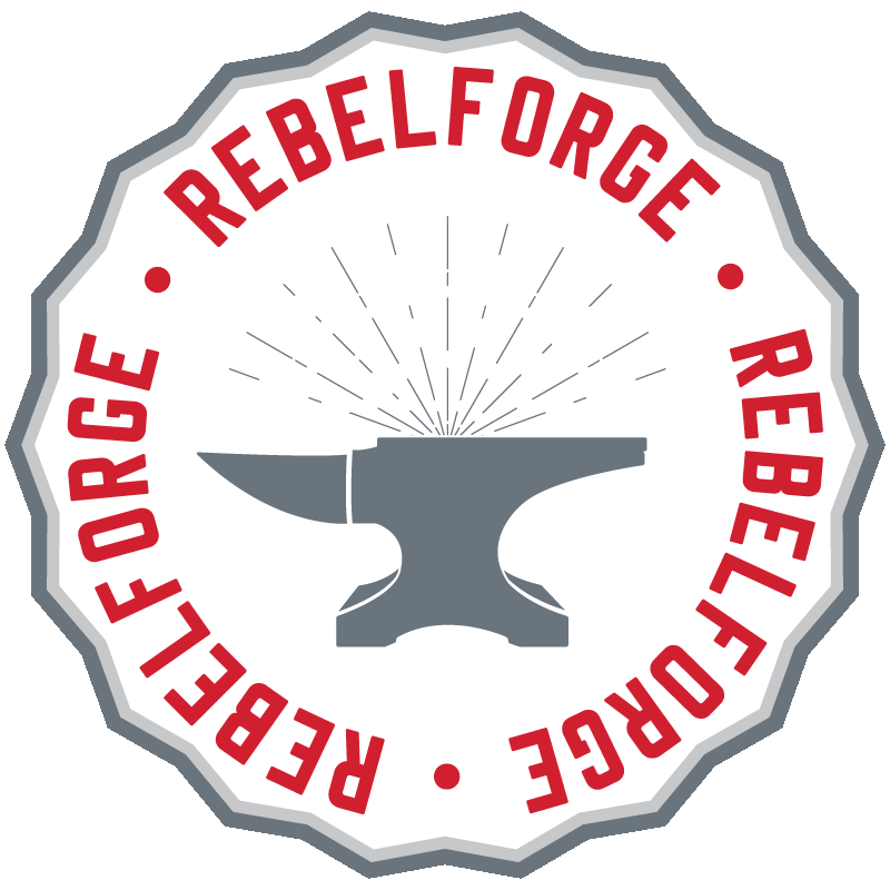 Rebel Forge logo