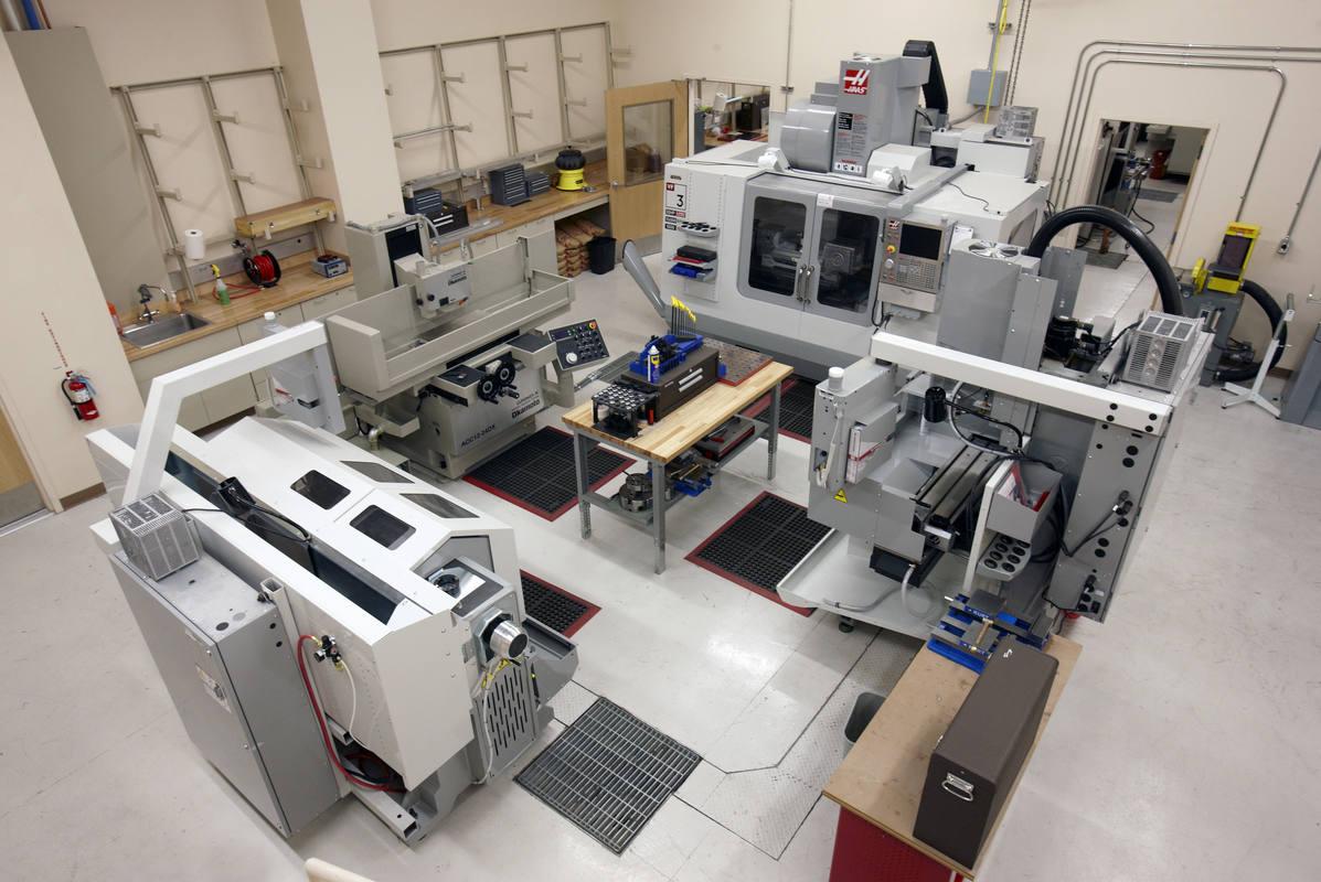 UNLV SEB Machine Shop
