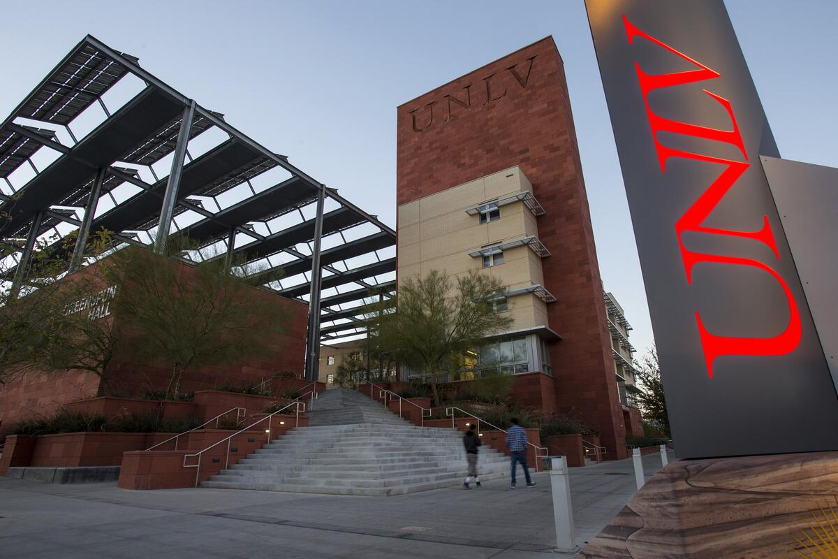 Picture of Greenspun Hall