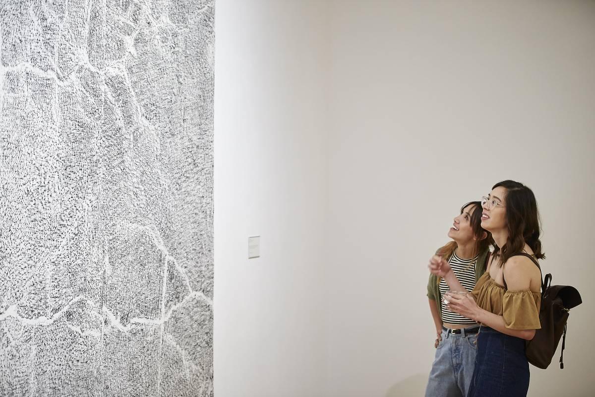 Joan Linder Art Day