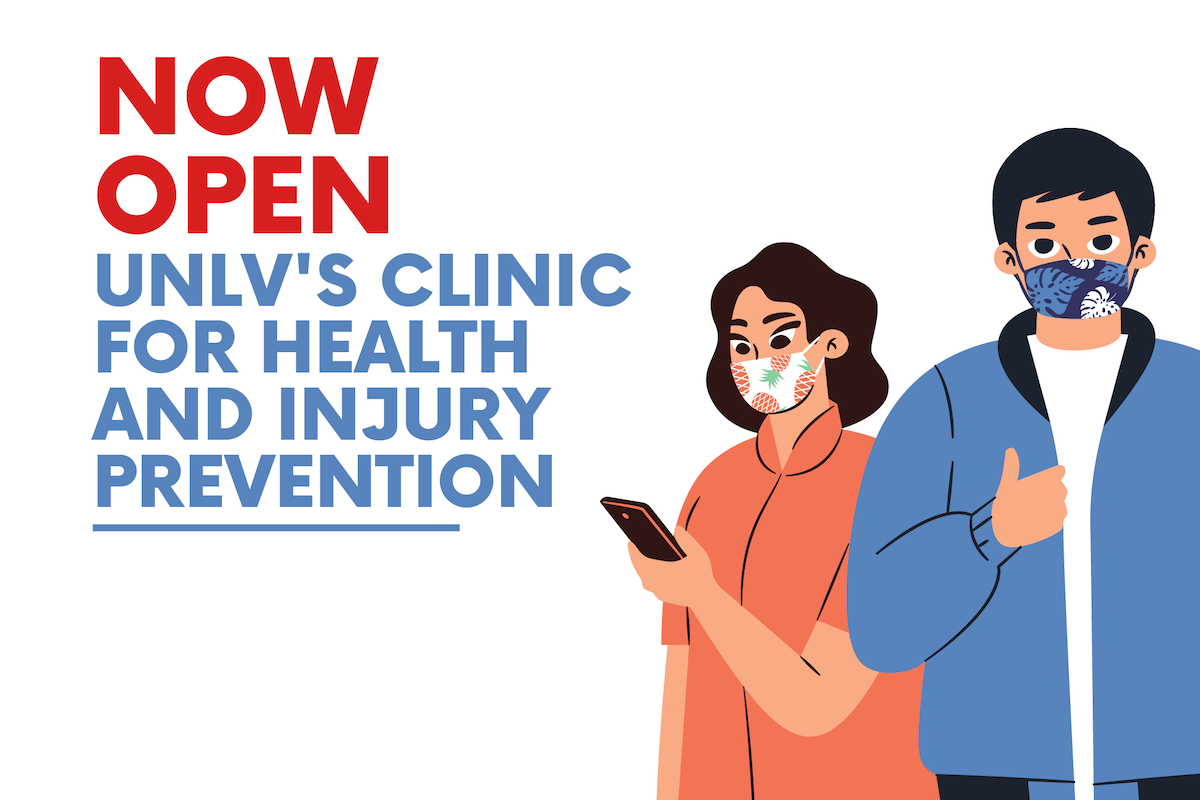 Now Open: Clinic for Health and Injury Prevention