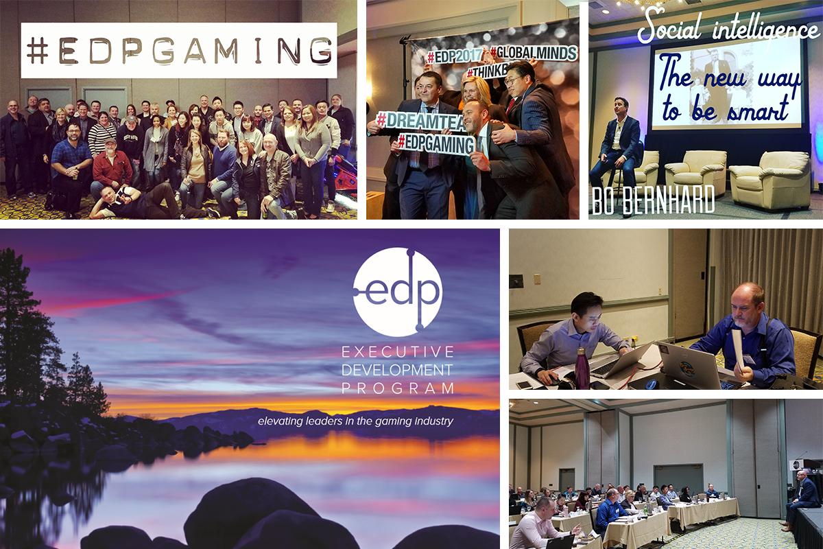 The Executive Development Program: Elevating Leaders in the Gaming Industry  | International Gaming Institute | University of Nevada, Las Vegas