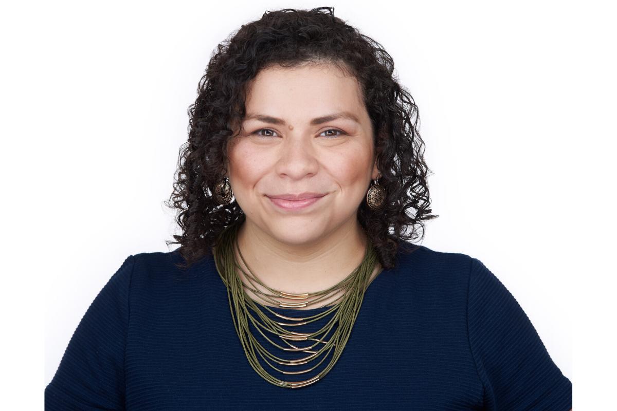 Evelyn Garcia Morales Headshot