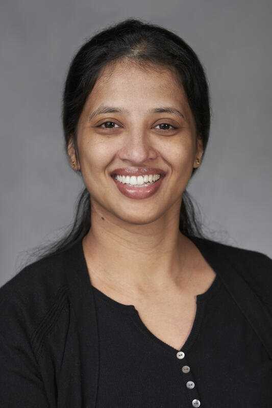 Photo of Dr. Shubhra Bansal