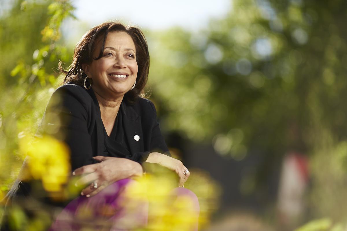 Angela Amar, Dean of UNLV School of Nursing