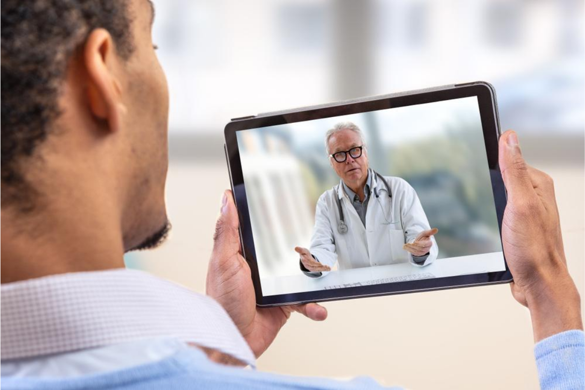 Telemedicine is being utilized more during the coronavirus pandemic, but it could be used more, especially in places like Southern Nevada