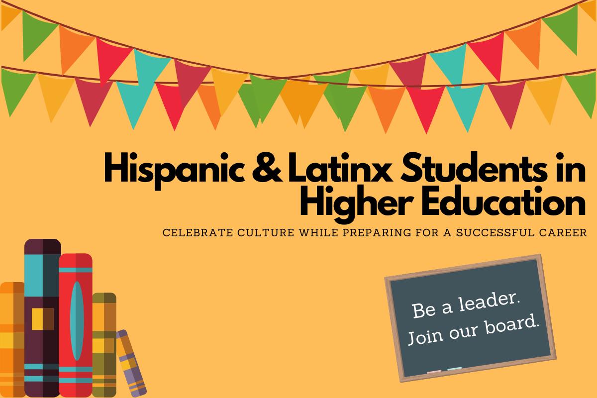 Hispanic & Latinx students in education